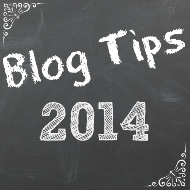 blog tips feature