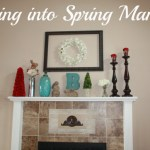 swing into spring mantel 500