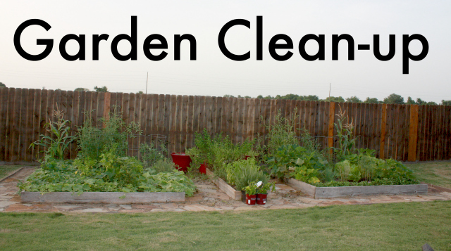 Ordinaire Garden Clean Up