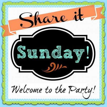 Share it Sunday {45}