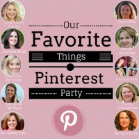 Our Favorite Things Pinterest Party {5}