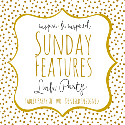 Sunday Features {40}