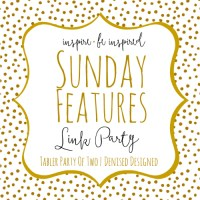 Sunday Features {36}