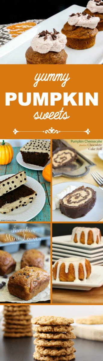 Pumpkin Sweets at Sunday Features {94}