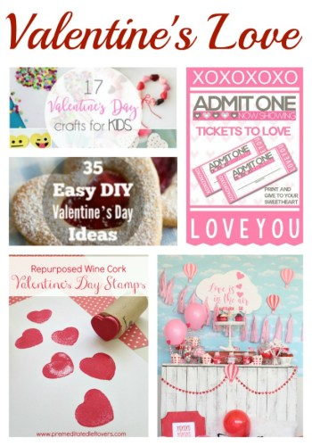 Valentine's Love at Sunday Features {113}
