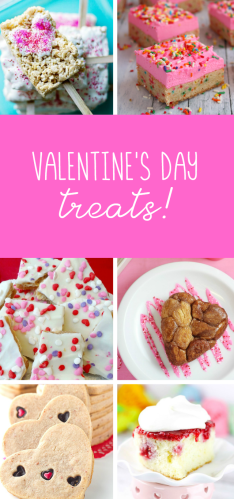 Valentine Treats at Sunday Features {114}