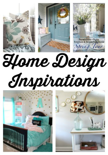 Home Design Inspirations at Sunday Features {117}