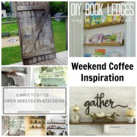 Weekend Coffee Inspiration at Sunday Features {139}