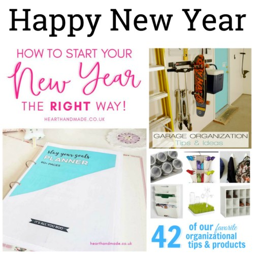 Happy New Year at Sunday Features {157}