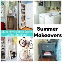 Summer Makeovers at Sunday Features {185}