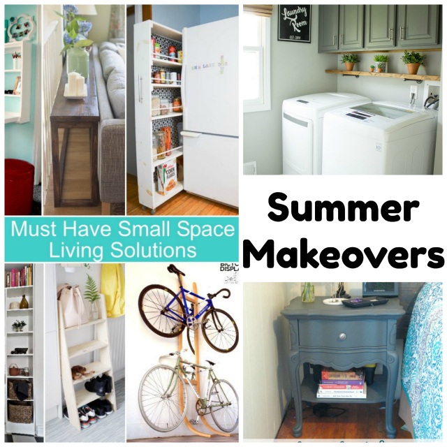 summer makeovers