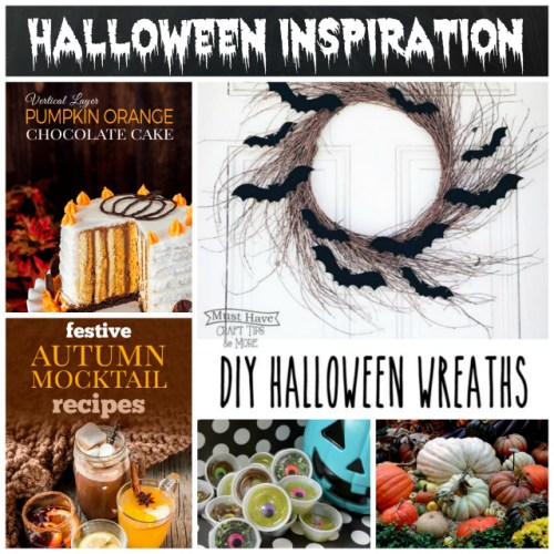 Some Fun Halloween Inspiration at Sunday Features {195}