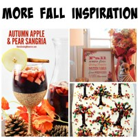 More Fall Inspiration at Sunday Features {210}