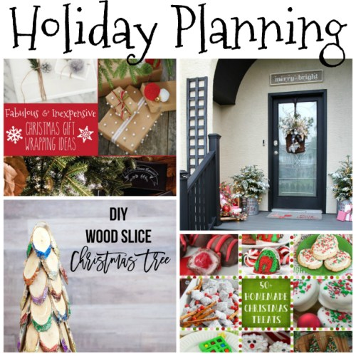 Holiday Planning at Sunday Features {205}