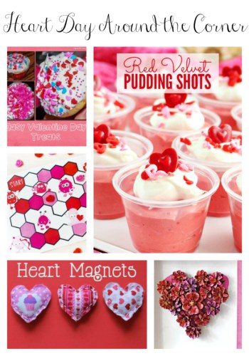 Heart Day is Around the Corner at Sunday Features {214}
