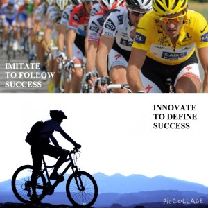 Imitate or Innovate