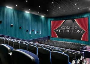 future coming attractions