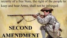 Second Amendment...
