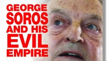 George Soros evil empire...