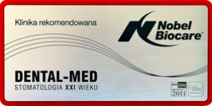 Rekomendacja Nobel Biocare