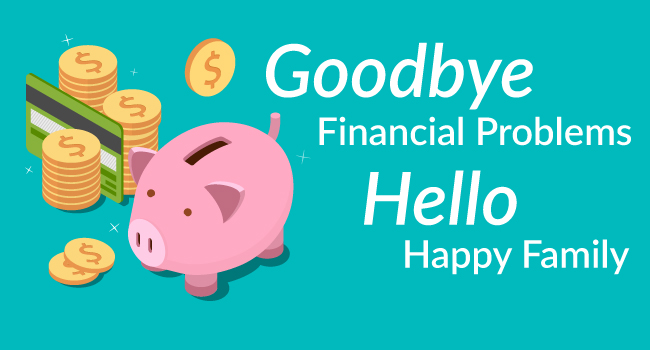 Goodbye Financial Problems, Hello Happy Family and Healthy Dental Practice