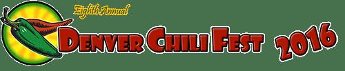The 2016 Denver Chili Fest
