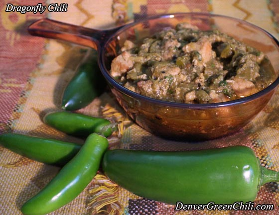 2014 World Champion Green Chili