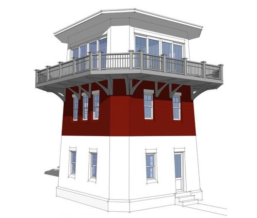 Casa de tres pisos, dos dormitorios y 141 metros cuadrados