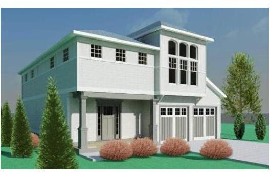 Casa de dos pisos, 3 habitaciones y 215 metros cuadrados