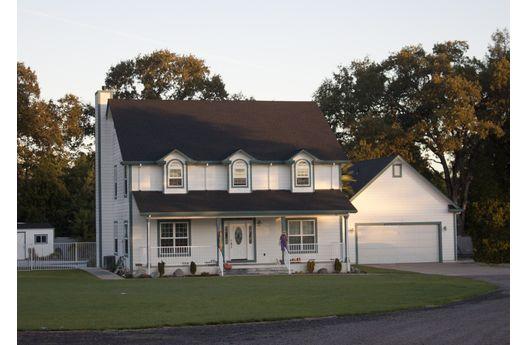 Casa de dos plantas, cuatro dormitorios y 298 metros cuadrados