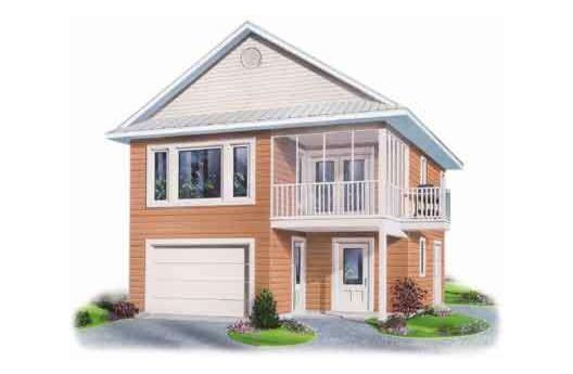 Bonita casa cuadrada de dos plantas, dos dormitorios y 100 metros cuadrados