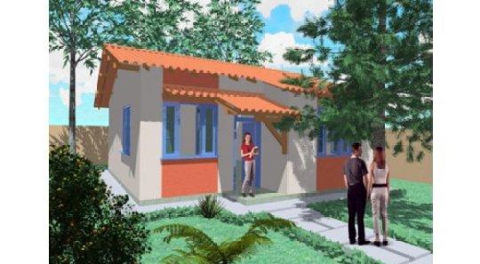 Planos de casas de una planta y tres dormitorios gratis for Ver plano de casa economica