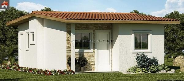 Ver planos de casas economicas de tres dormitorios for Dormitorio 10 metros cuadrados