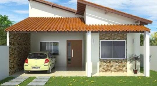 Casa bonita de una planta, tres dormitorios y 128 metros cuadrados