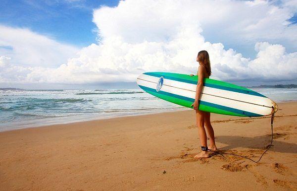 6 Beneficios de Practicar Surf