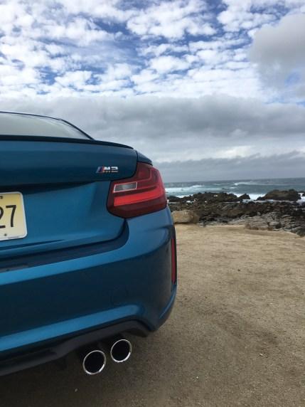 BMW M2 Coupe Doppeltrohrauspuff
