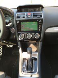 Subaru Levorg Mittelkonsole