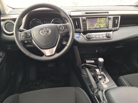 Toyota RAV4 Lenkrad