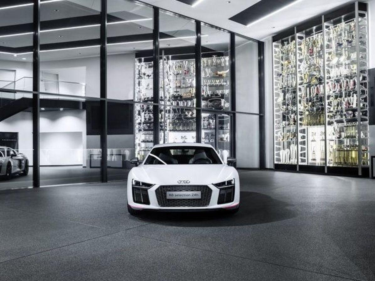 Audi R8 Coupé V10 plus Front