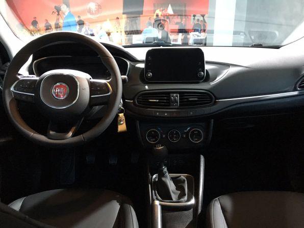 Fiat Tipo Cockpit