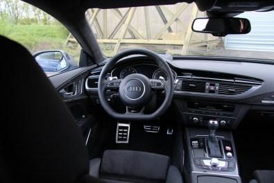 Audi RS 7 Performance innenraum