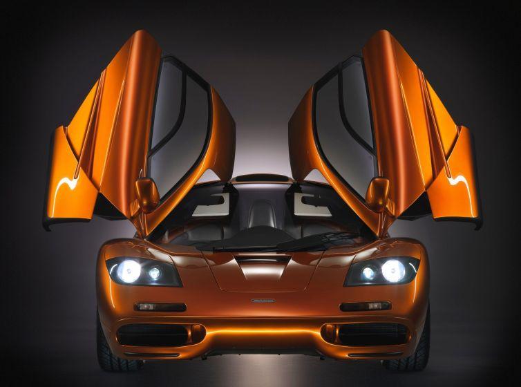McLaren F1 Flügeltüren