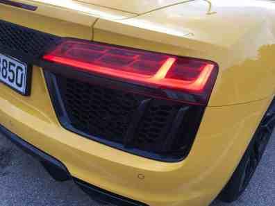 Audi R8 Spyder Heckleuchte