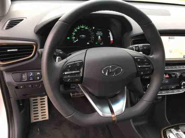 Hyundai ix35 Fuel Cell Lenkrad