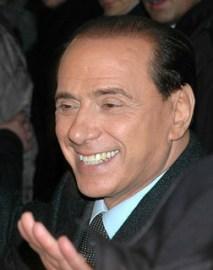 Kann sich nach dem Tod von Gaddafi auf die Unterstützung eines weiteren Diktators freuen: Silvio Berlusconi.