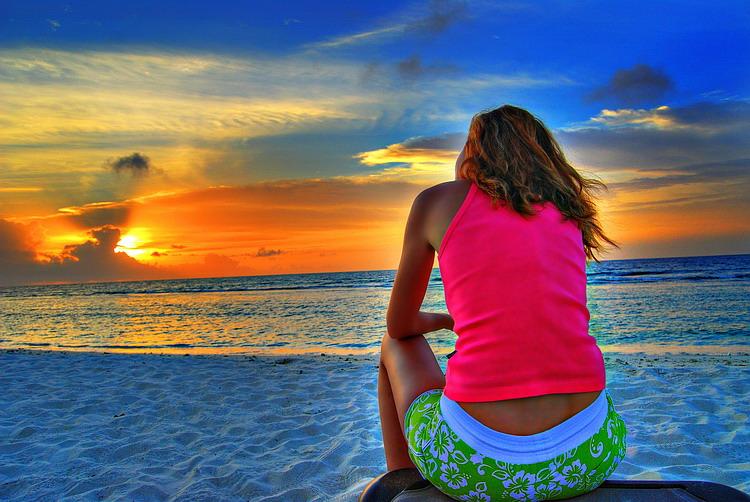 Jeden Abend betete Lea H. am Strand dafür, dass ihr Mann die Strapazen überleben würde.