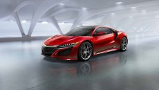 Acura NSX der nächsten Generation in Detroit enthüllt