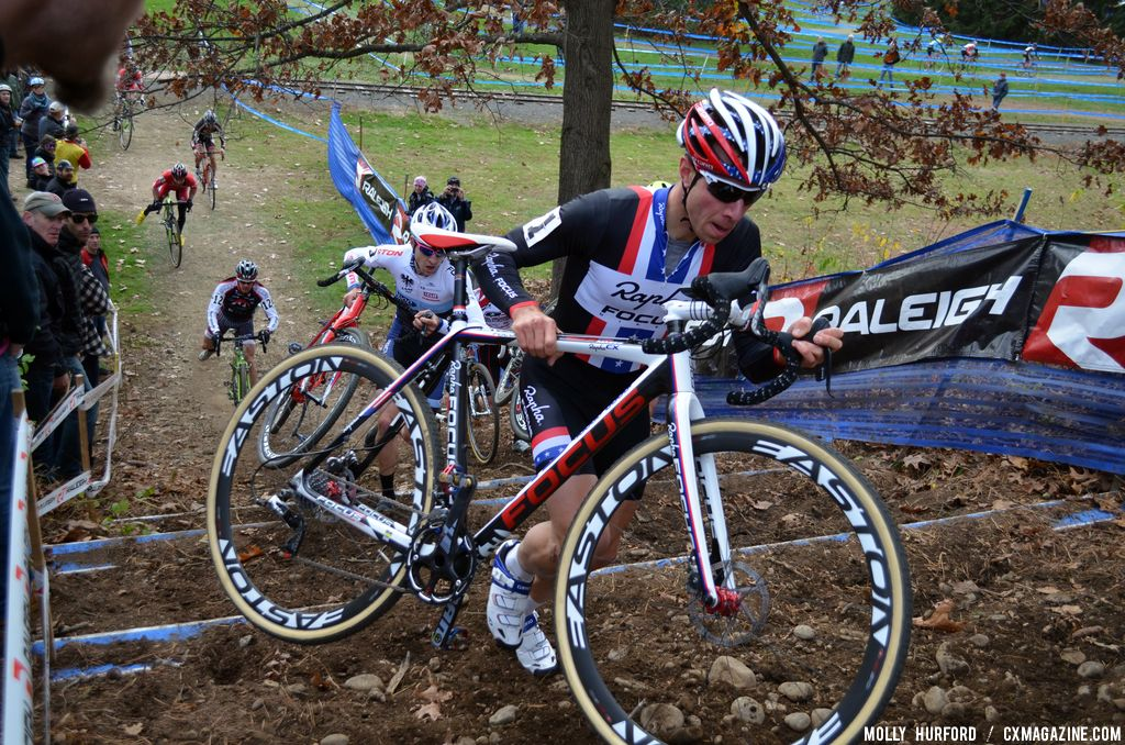How to be a Pro Cyclocross Racer with Jeremy Powers