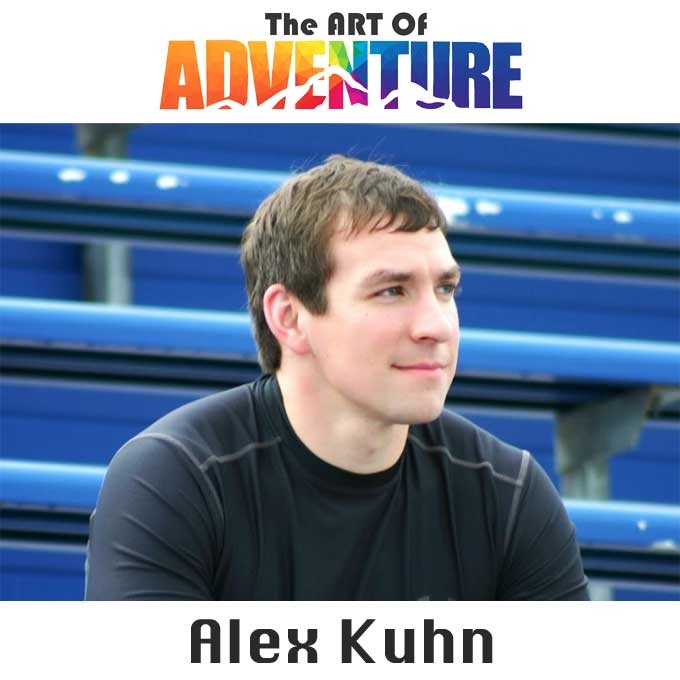 AOA 009: The Self Made Coach with Alex Kuhn