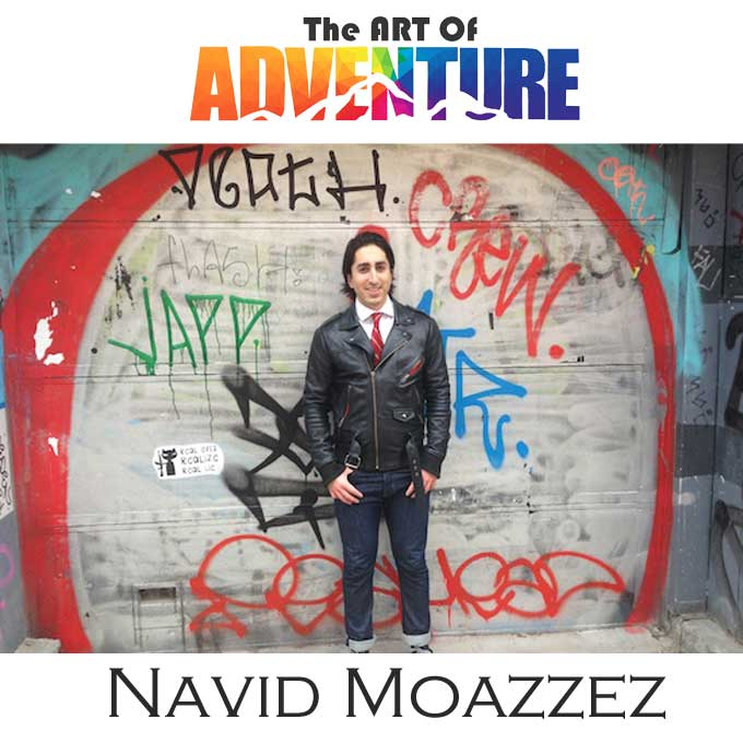 AOA008: Personal Branding and Expanding Your Reach With Navid Moazzez